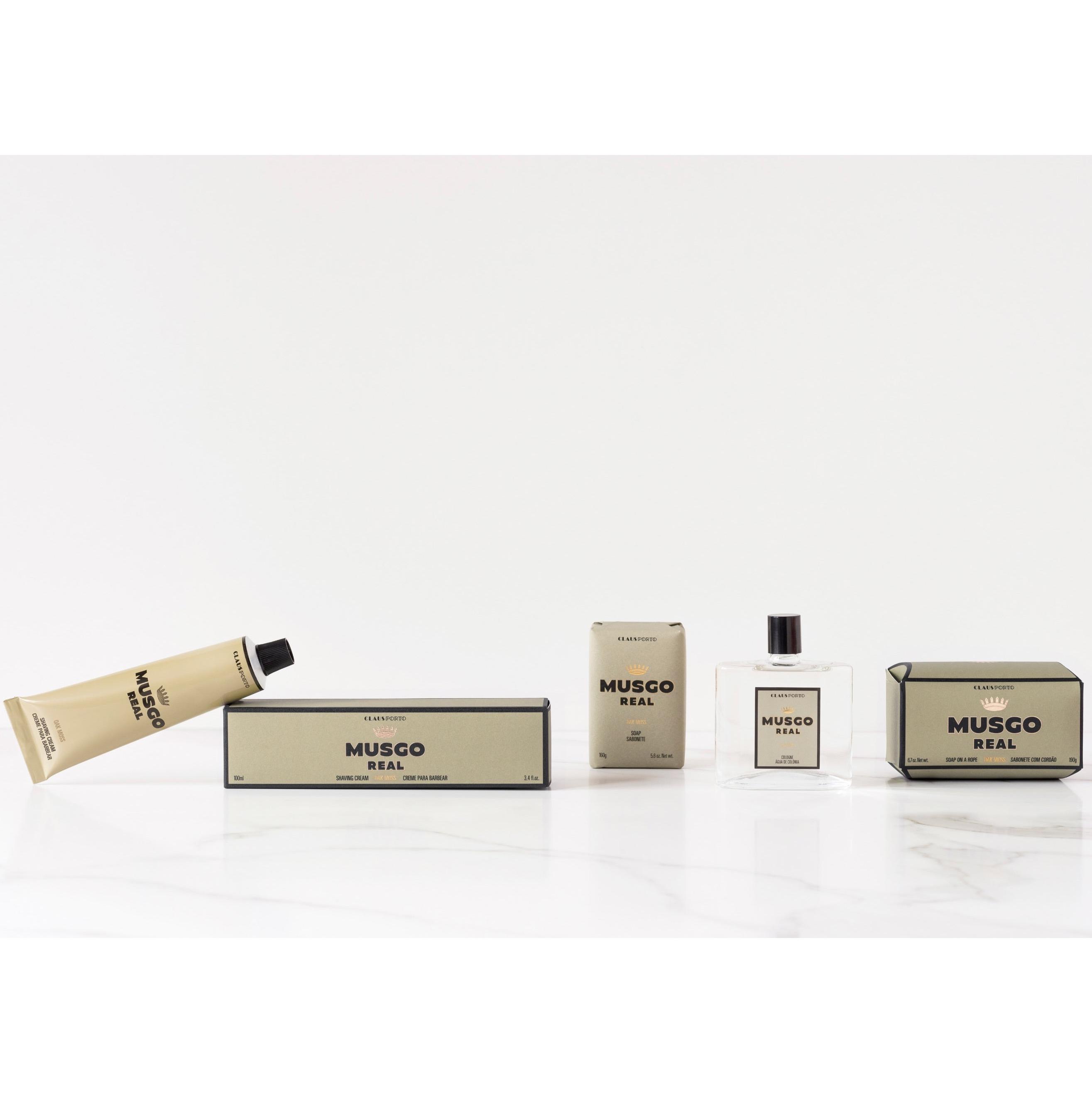 Hand- & Body Soap Oak Moss