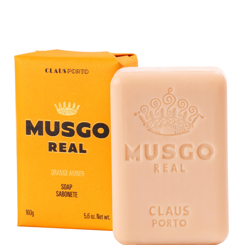 Hand- & Body Soap Orange Amber