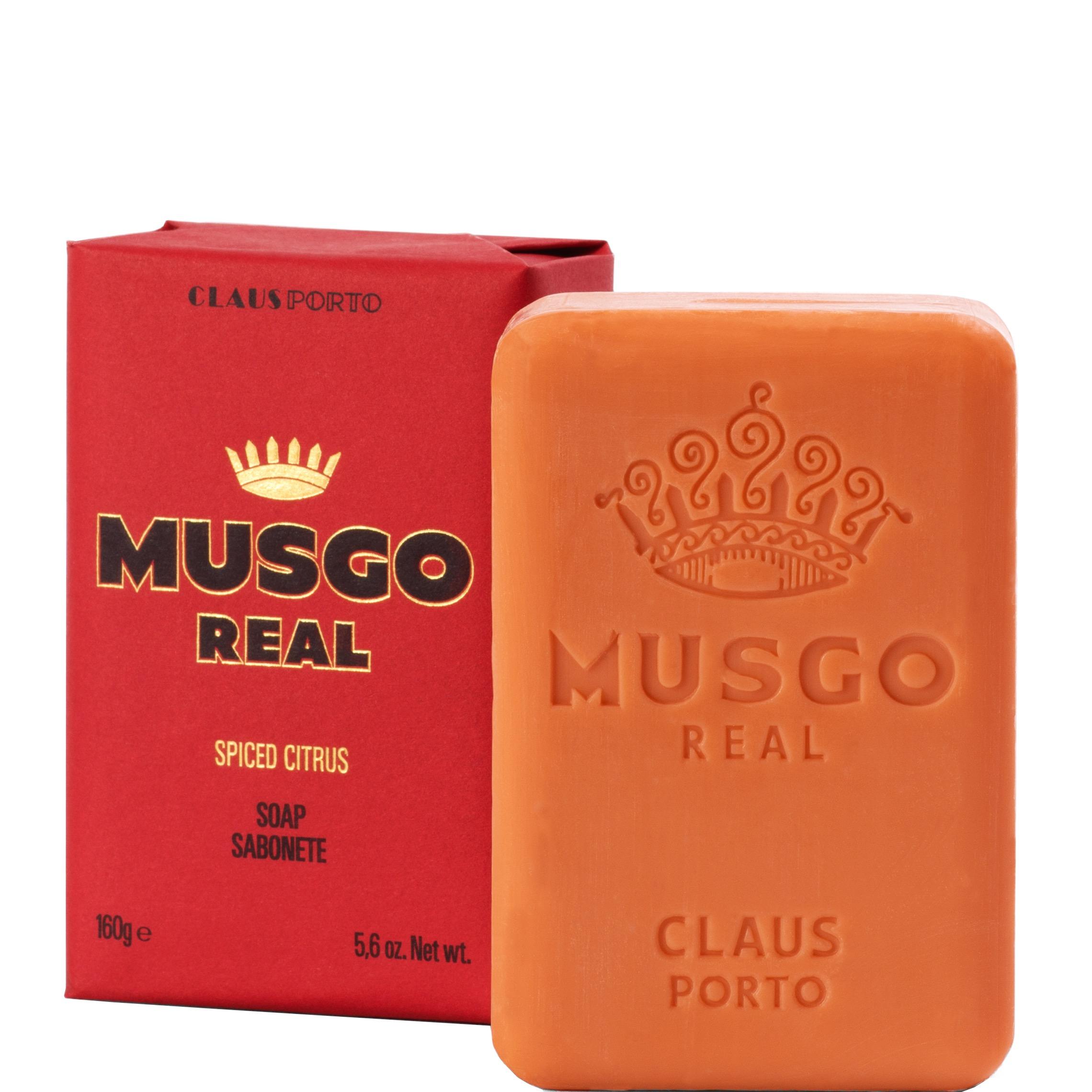 Hand- & Body Soap Spiced Citrus