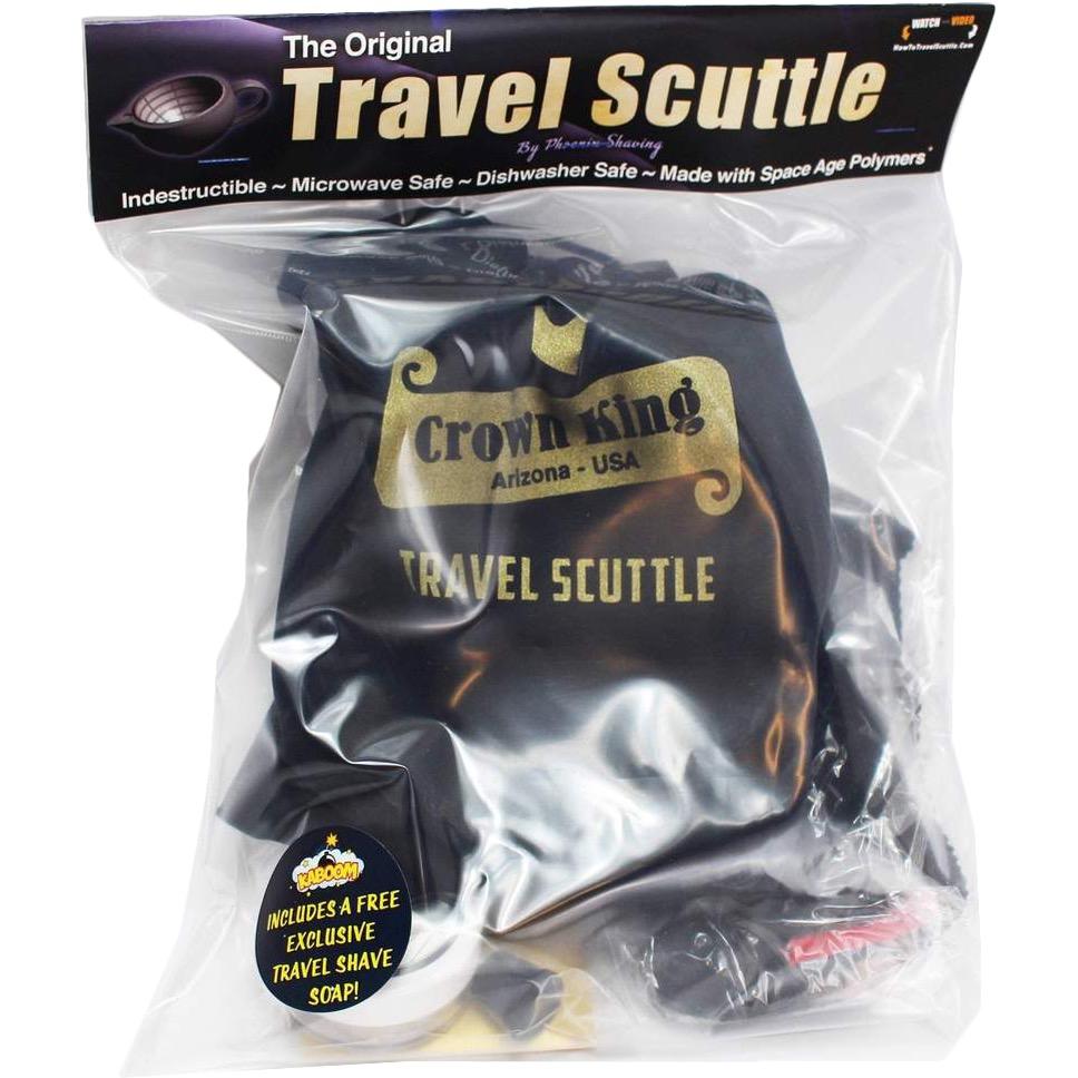 Scuttle travel - Blue