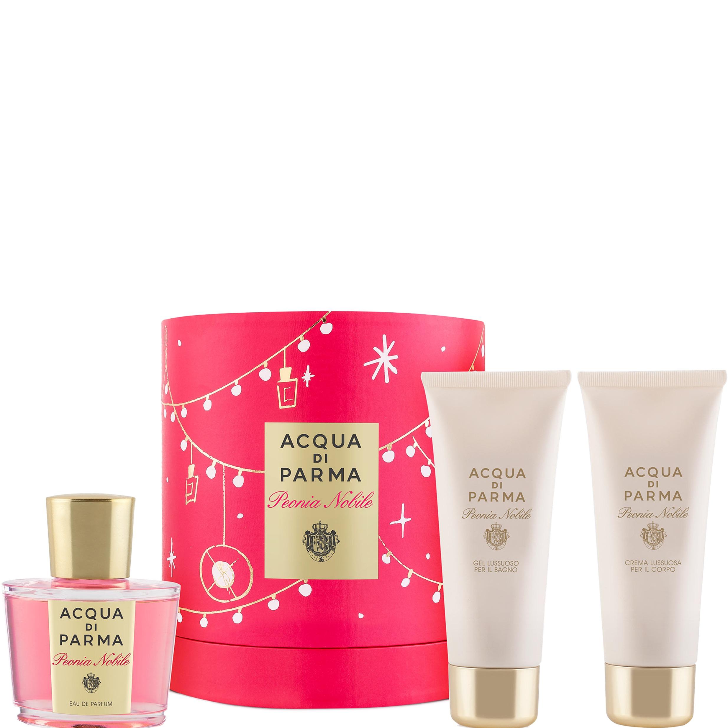 Cadeauset Eau de Parfum Peonia Nobile