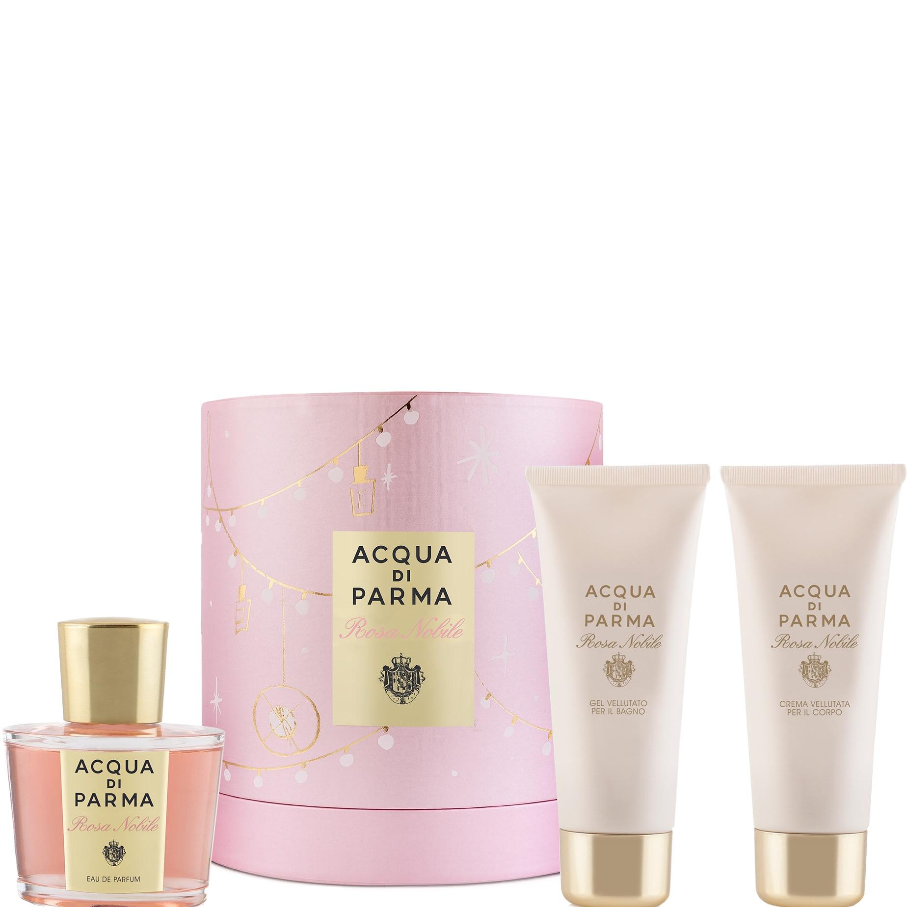 Cadeauset Eau de Parfum Rosa Nobile