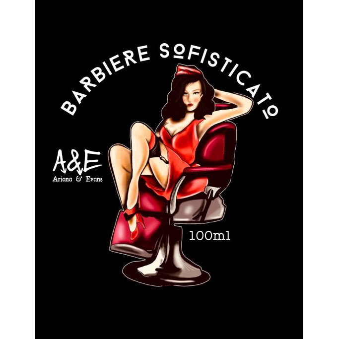 Aftershave & Skin Food Barbiere Sofisticato