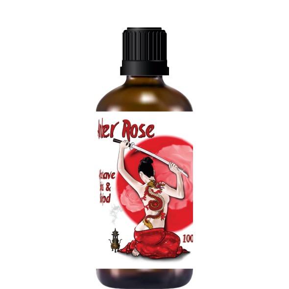 Aftershave & Skin Food Amber Rose