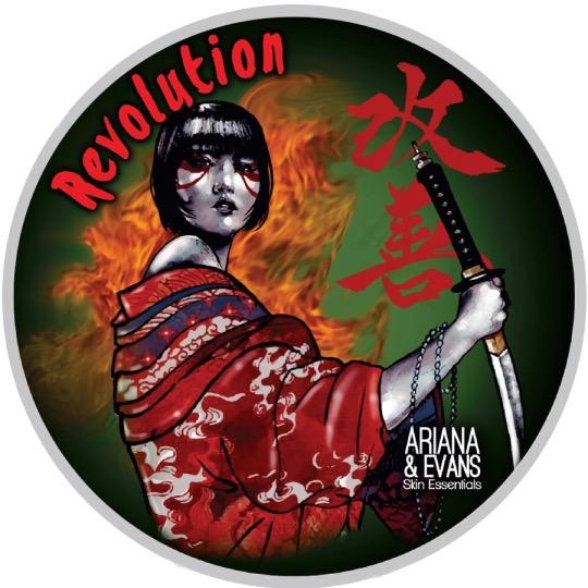 Scheerzeep Revolution