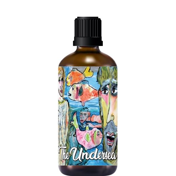 Aftershave & Skin Food The Undersea