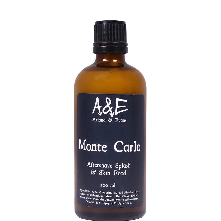 Aftershave & Skin Food Monte Carlo
