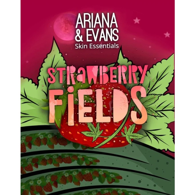 Aftershave & Skin Food Strawberry Fields