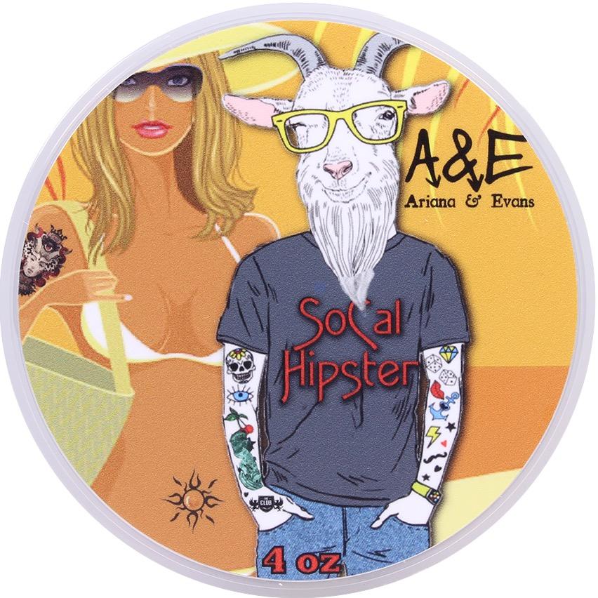 Scheerzeep SoCal Hipster