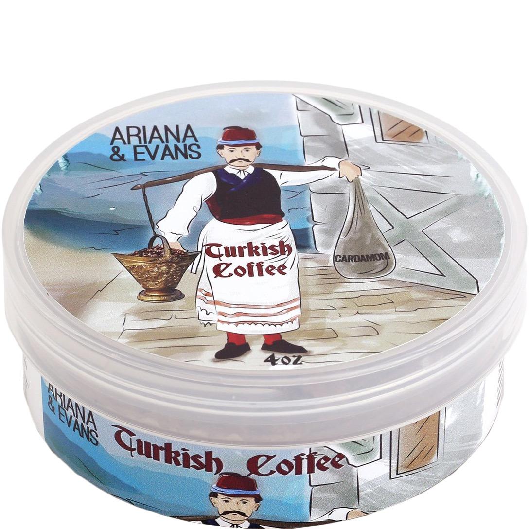Scheerzeep Turkish Coffee