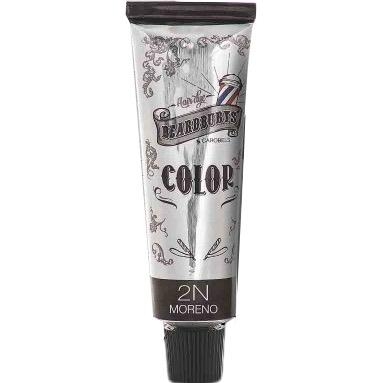 Kleurshampoo 2N - voor haar, baard en snor
