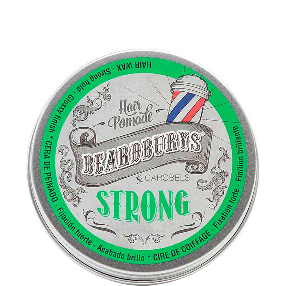 Pomade Strong Travel