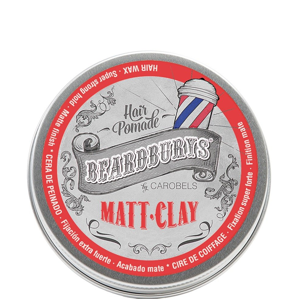 Pomade Matte Clay Travel