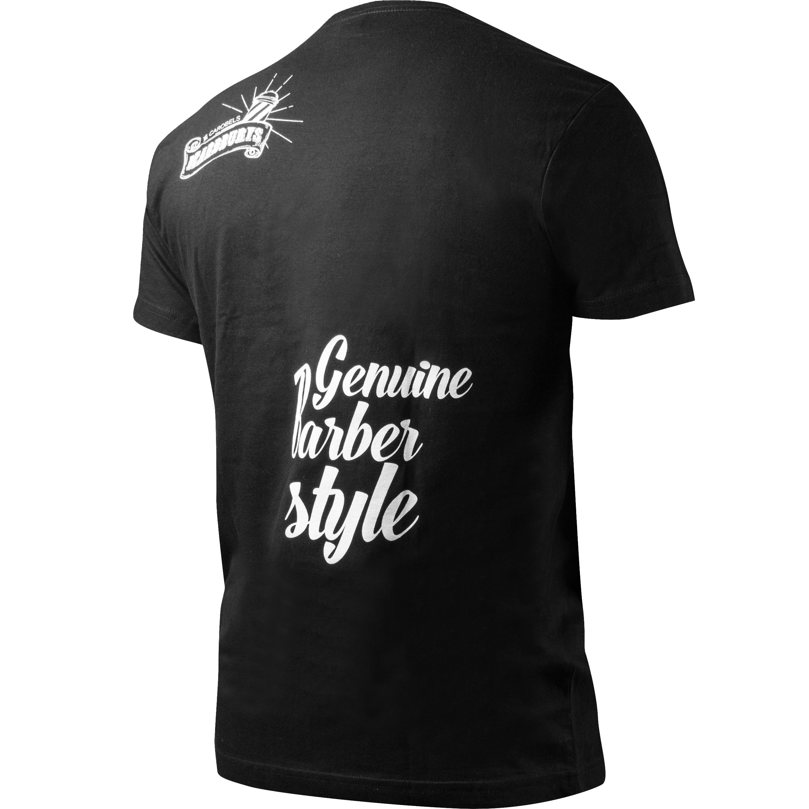 Barber Engine T-shirt maat XL