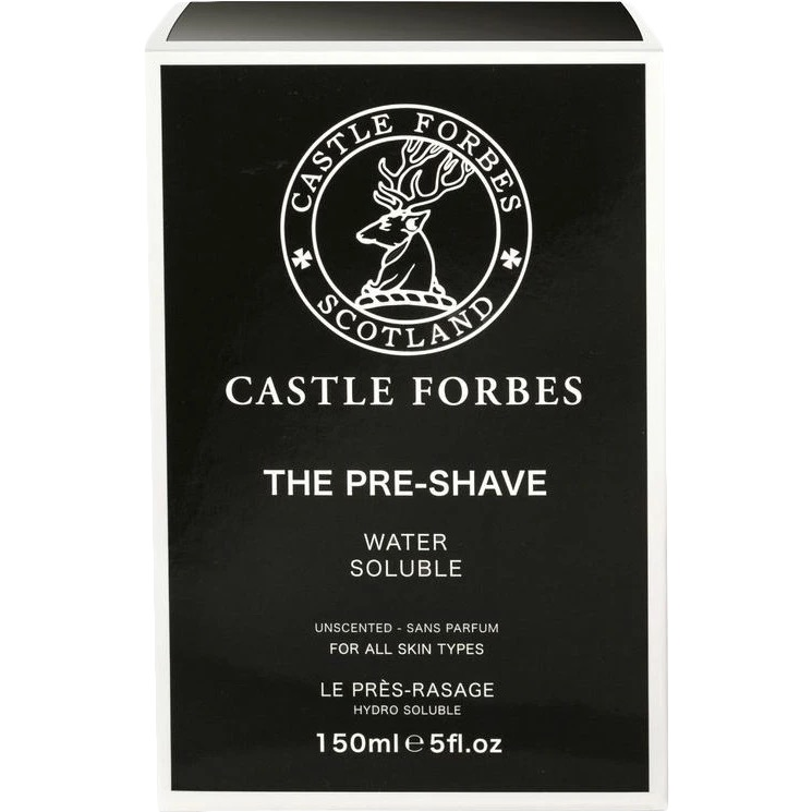Pre-shave Unscented