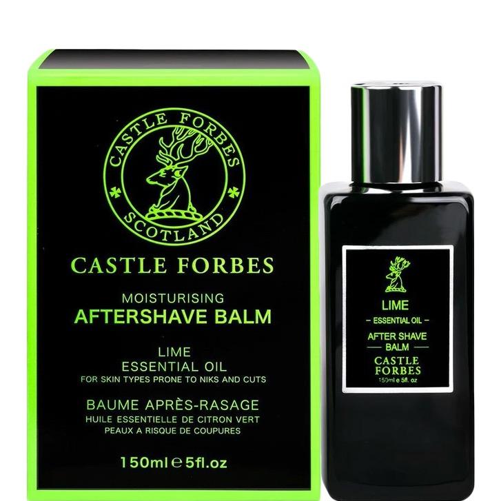 Aftershave Balsem Lime