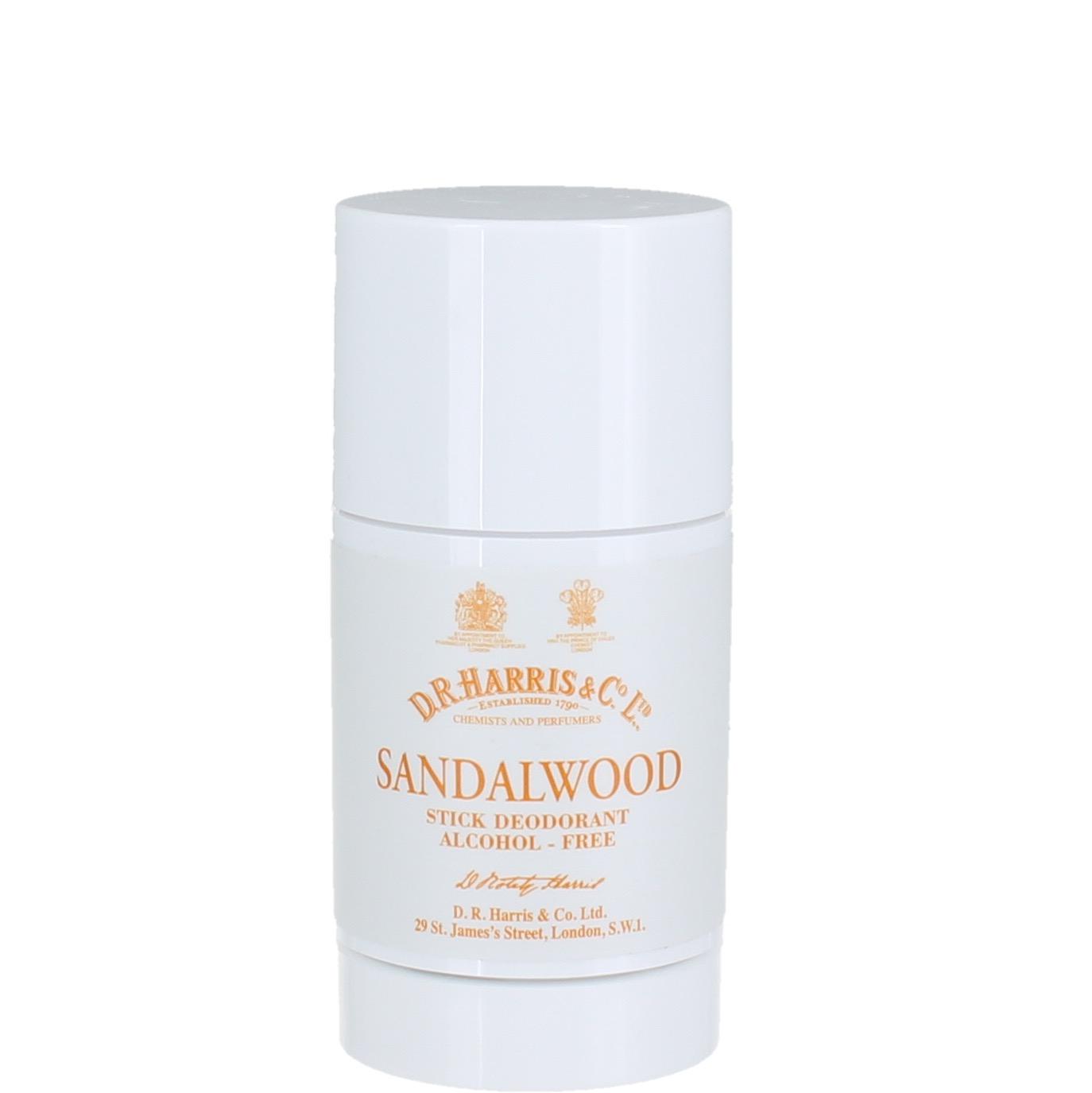 Deodorant stick Sandalwood