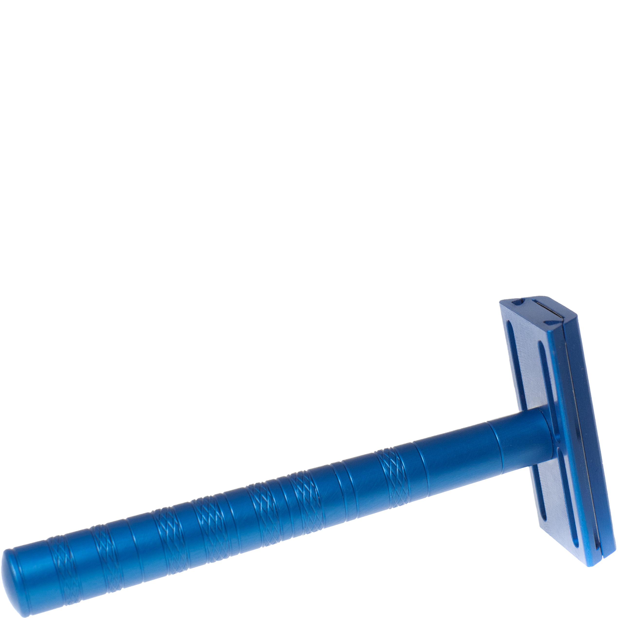 Safety Razor AL13 - Medium - Steel Blue