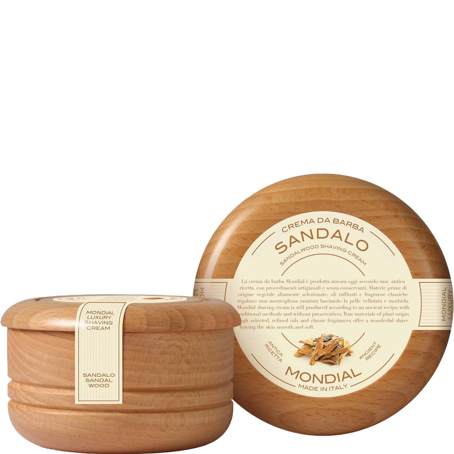 Scheerzeep Traditional Wooden Bowl Sandalo
