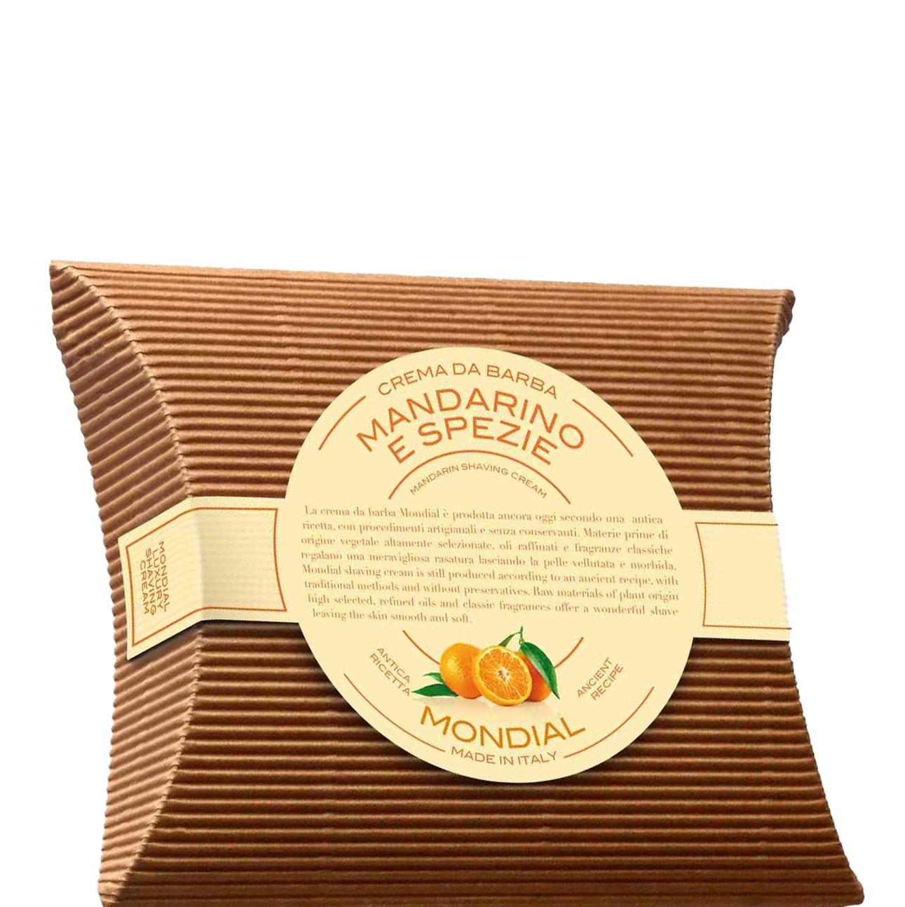 Scheerzeep Traditional Navulling Mandarino / Spezie
