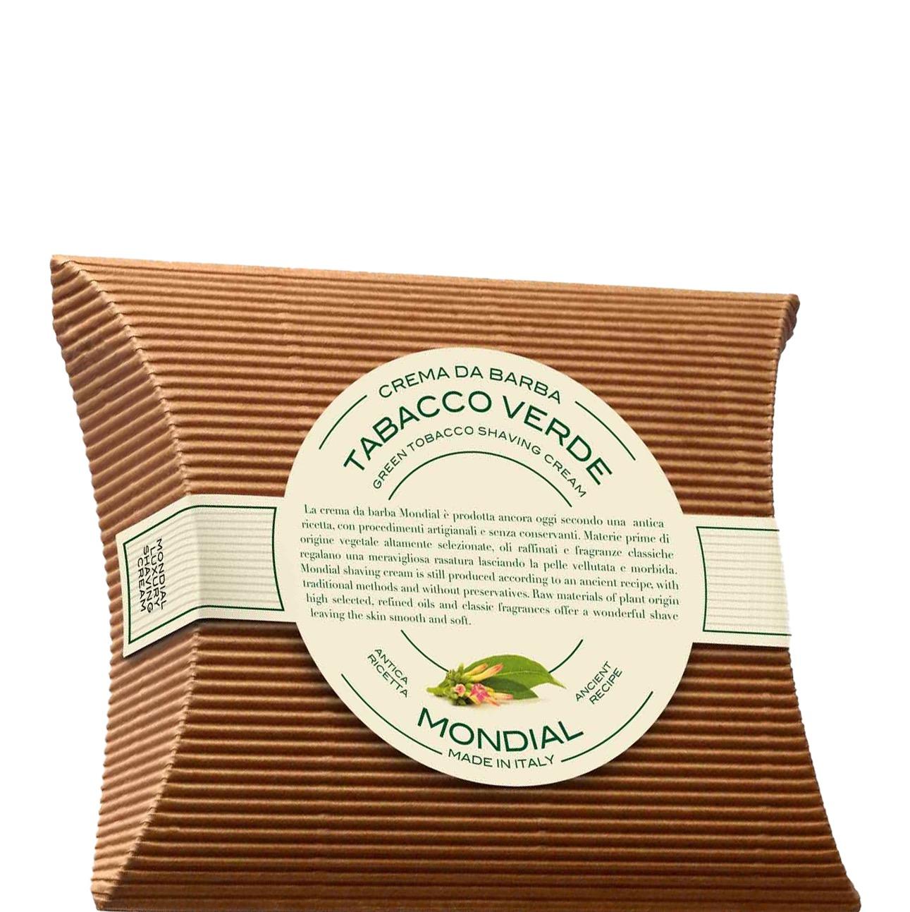 Scheerzeep Traditional Navulling Tabacco Verde