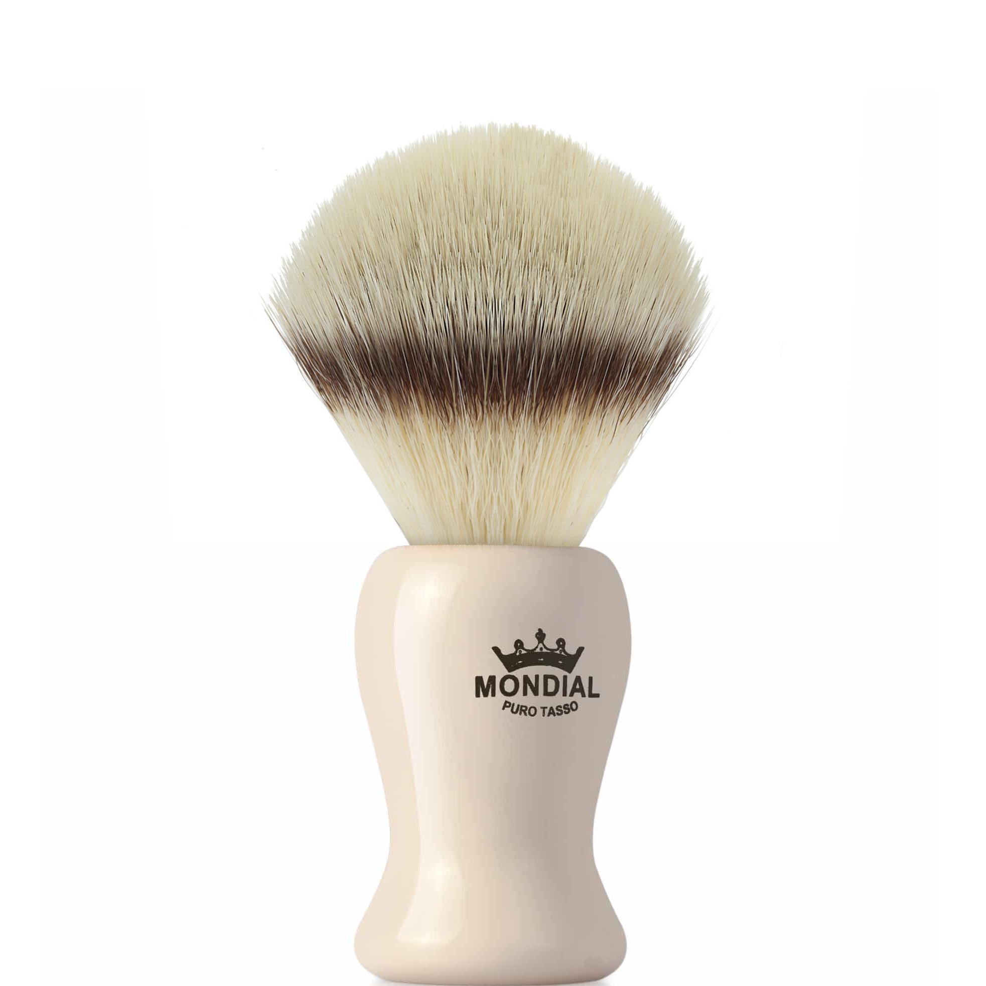 Scheerkwast Baylis Silvertip fibre - ivoor