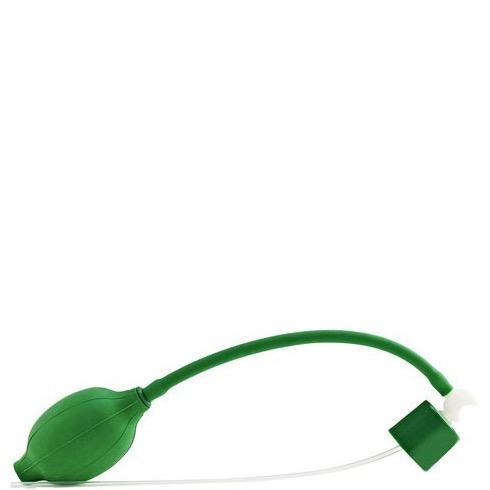 Verstuiver groen voor lotion fles