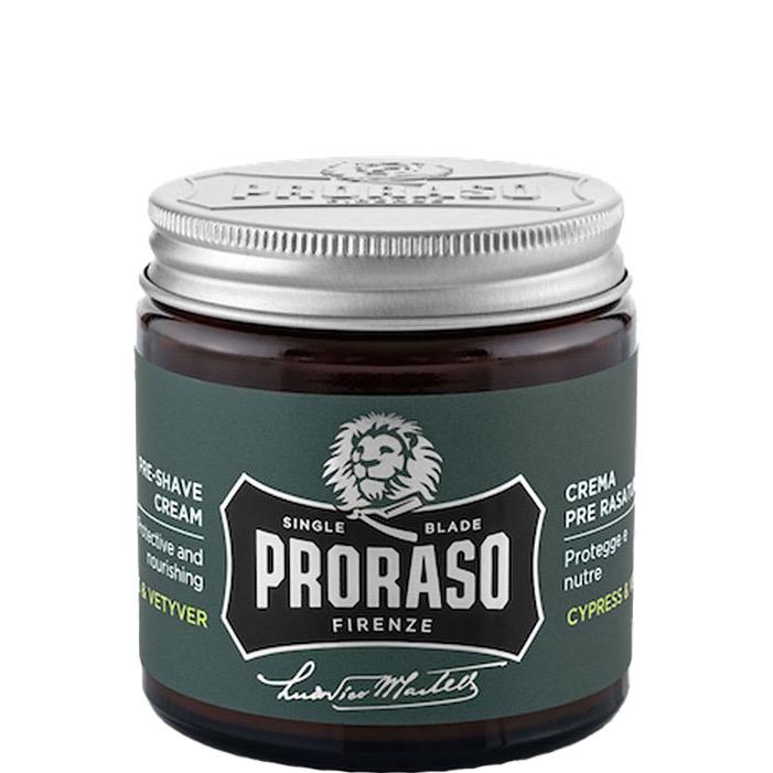 Pre-shave crème Cypress & Vetiver
