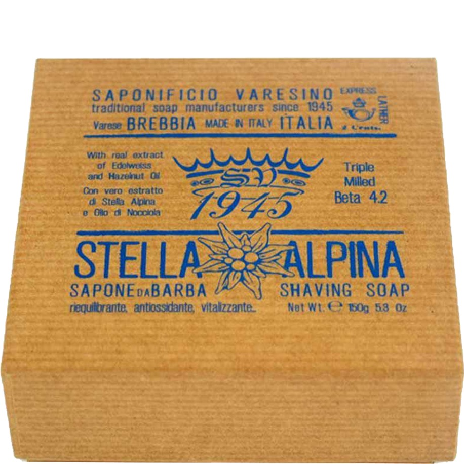 Scheerzeep Navulling Stella Alpina