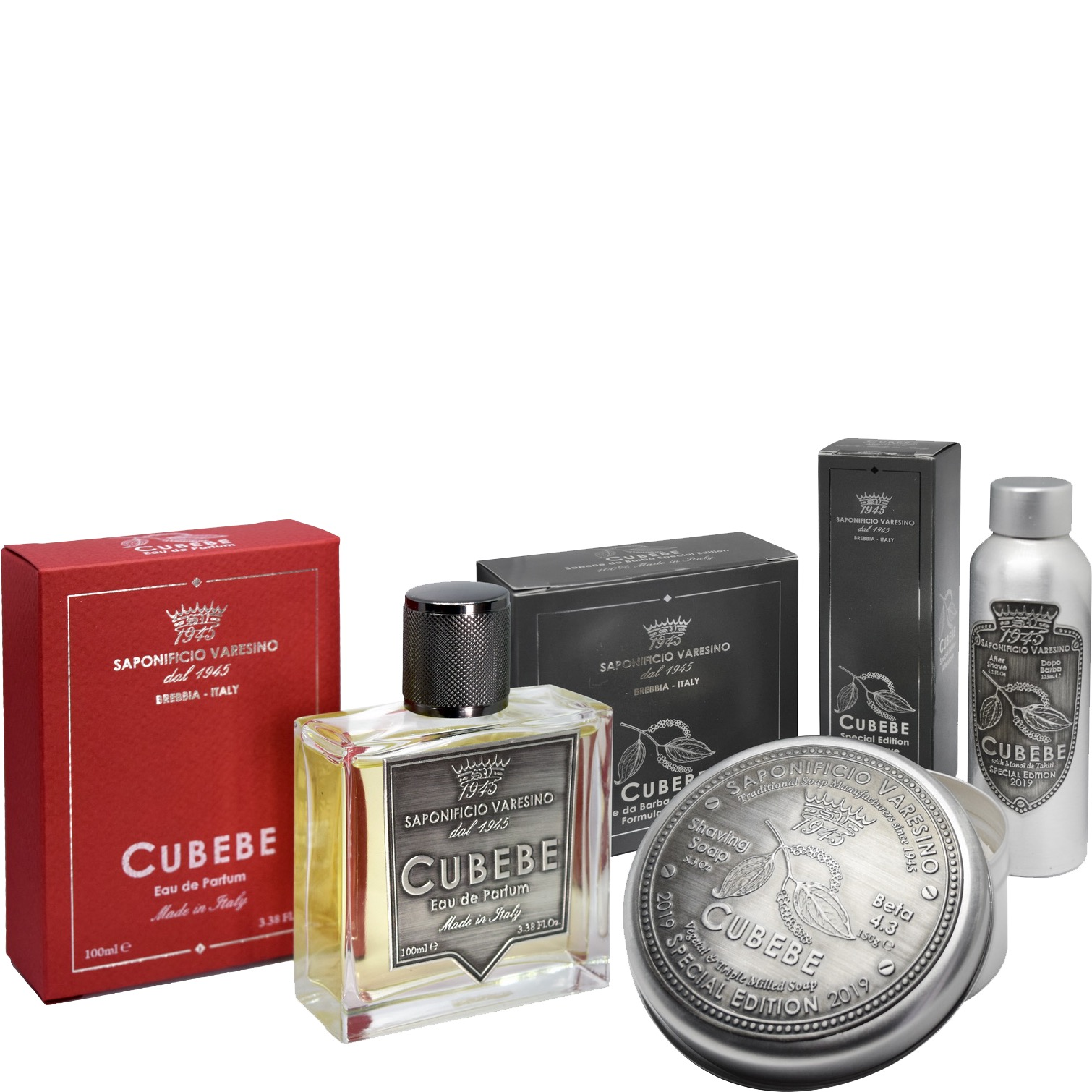 Eau de Parfum Cubebe