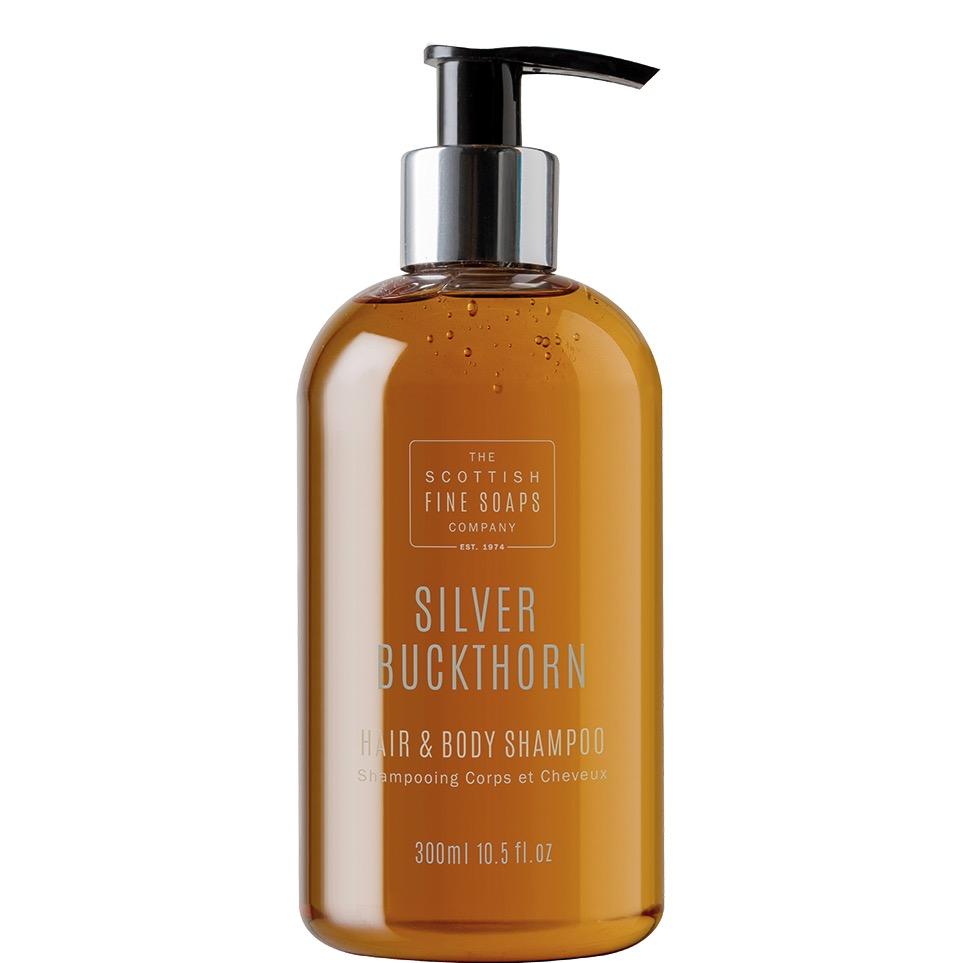 Hair & Body Wash Silver Buckthorn