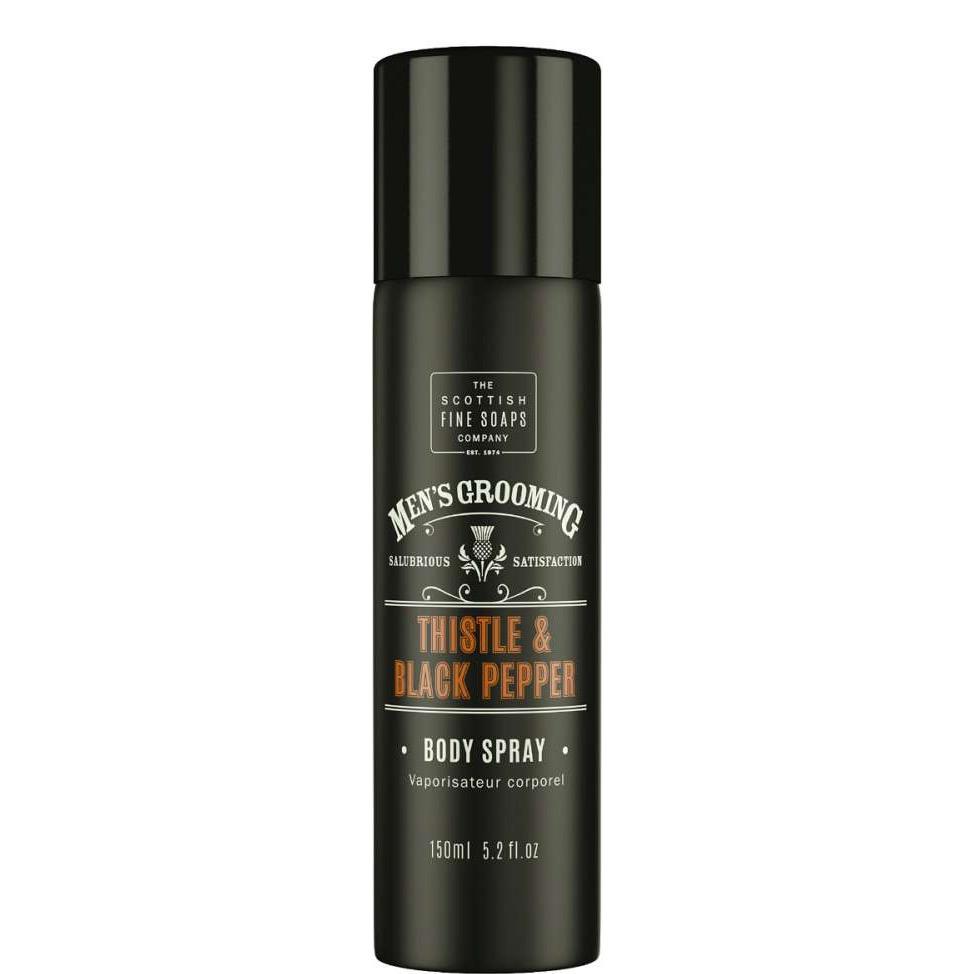 Body Spray Thistle & Black Pepper