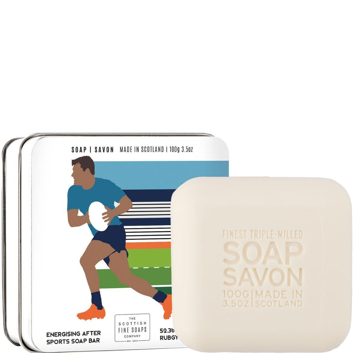 Hand- & Body Soap Sports - Rugby