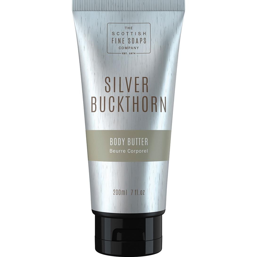 Body Butter Silver Buckthorn