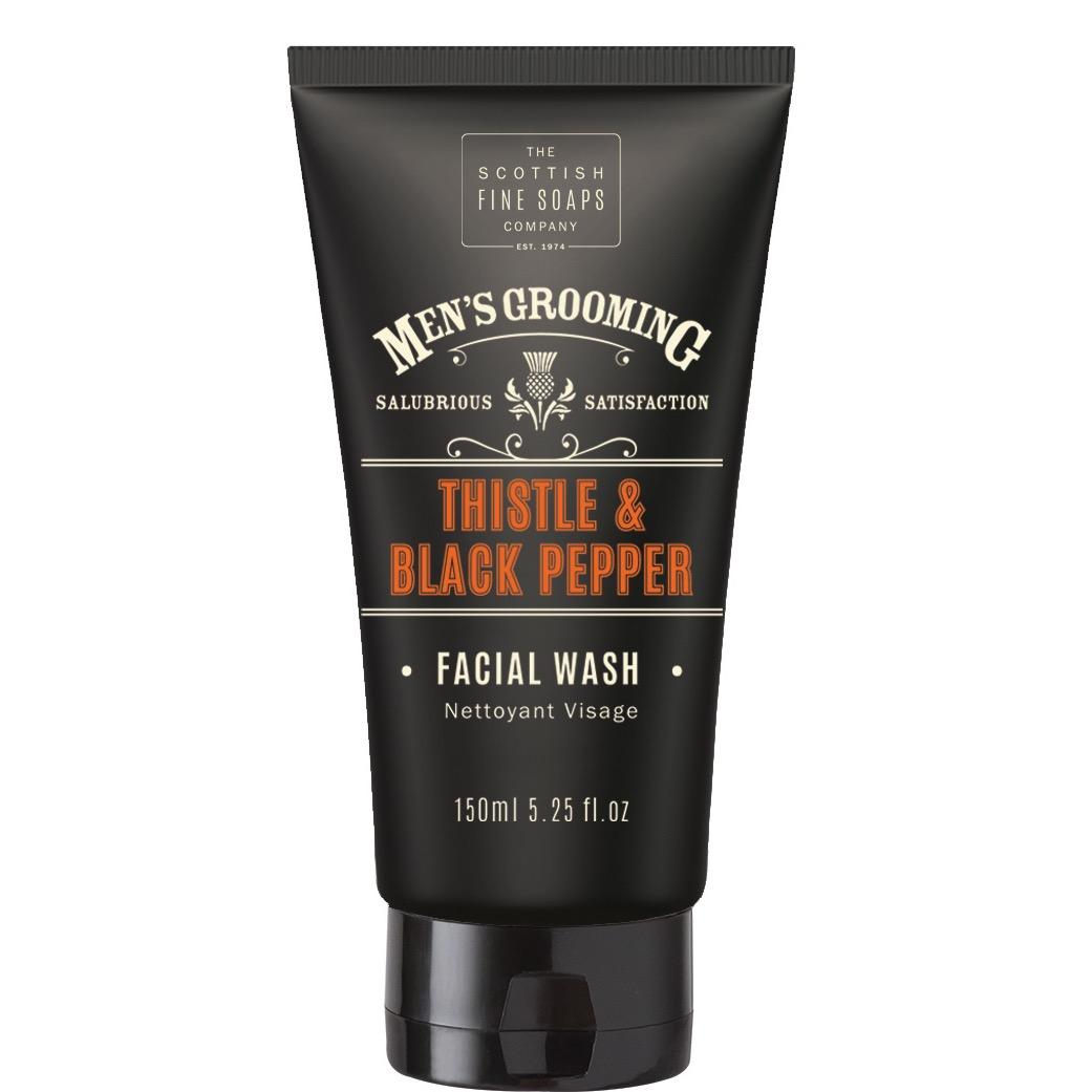 Face Wash Thistle & Black Pepper