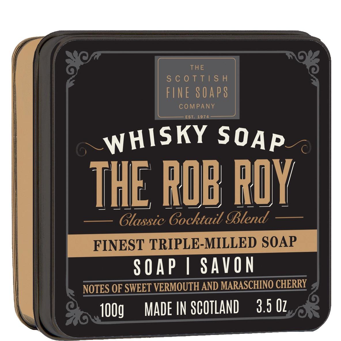 Hand- & Body Soap Whiskey - The Rob Roy