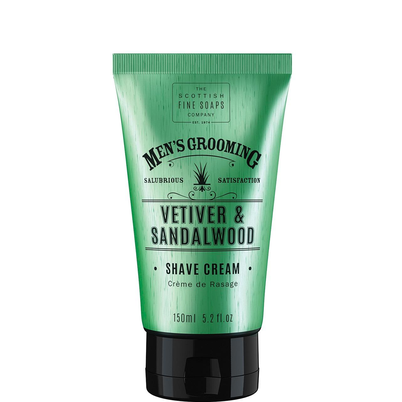 Scheercrème Brushless Vetiver&Sandalwood