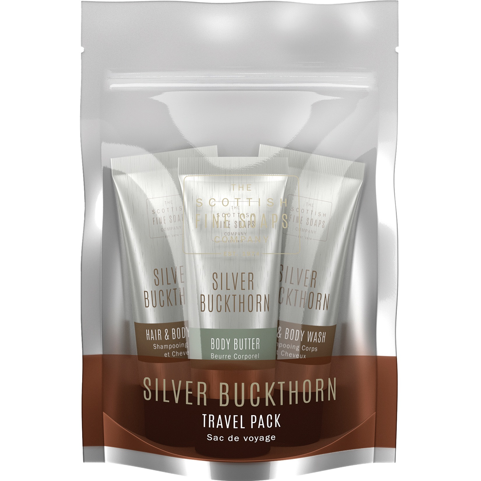 Travel Pack Silver Buckthorn