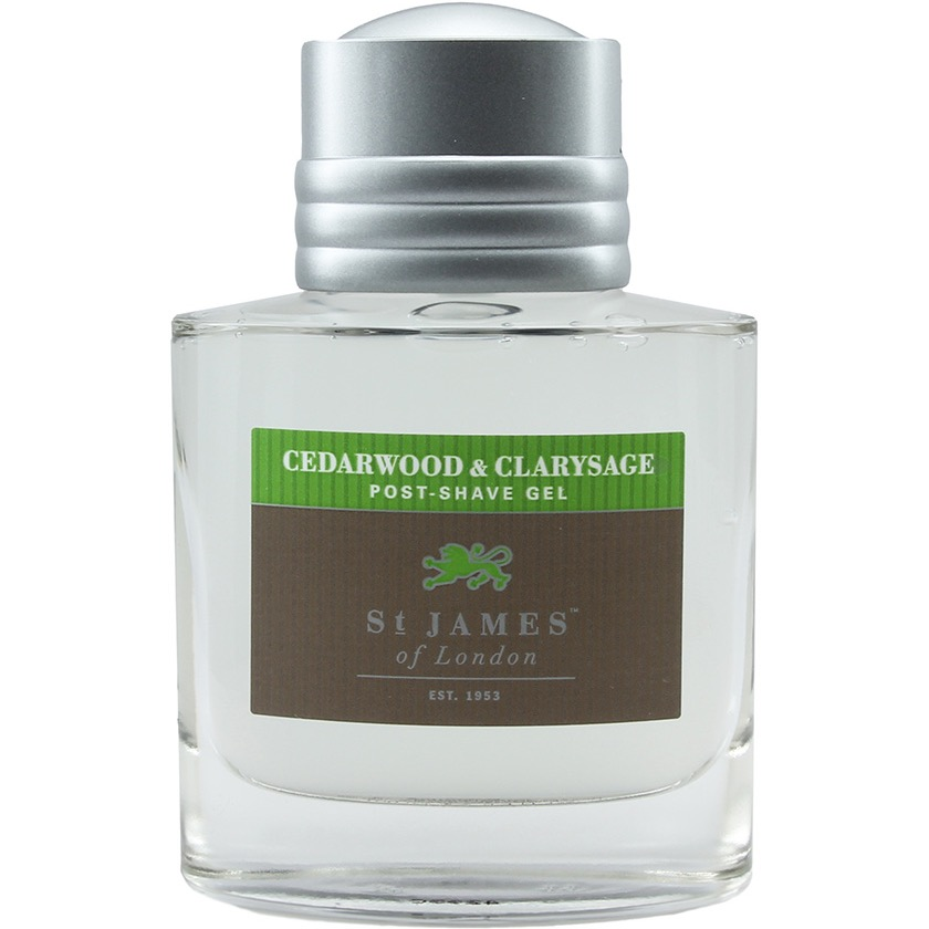 Aftershave Gel Cedarwood & Clarysage