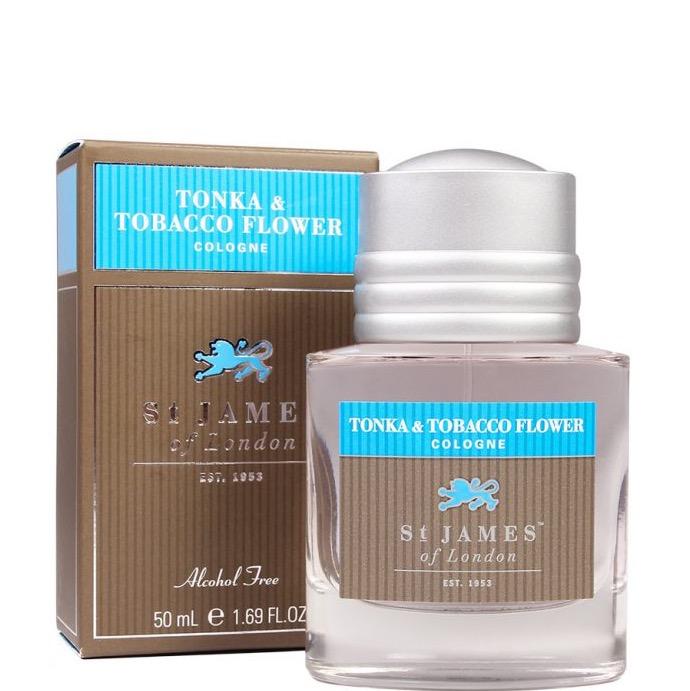 Cologne Tonka & Tobacco Flower