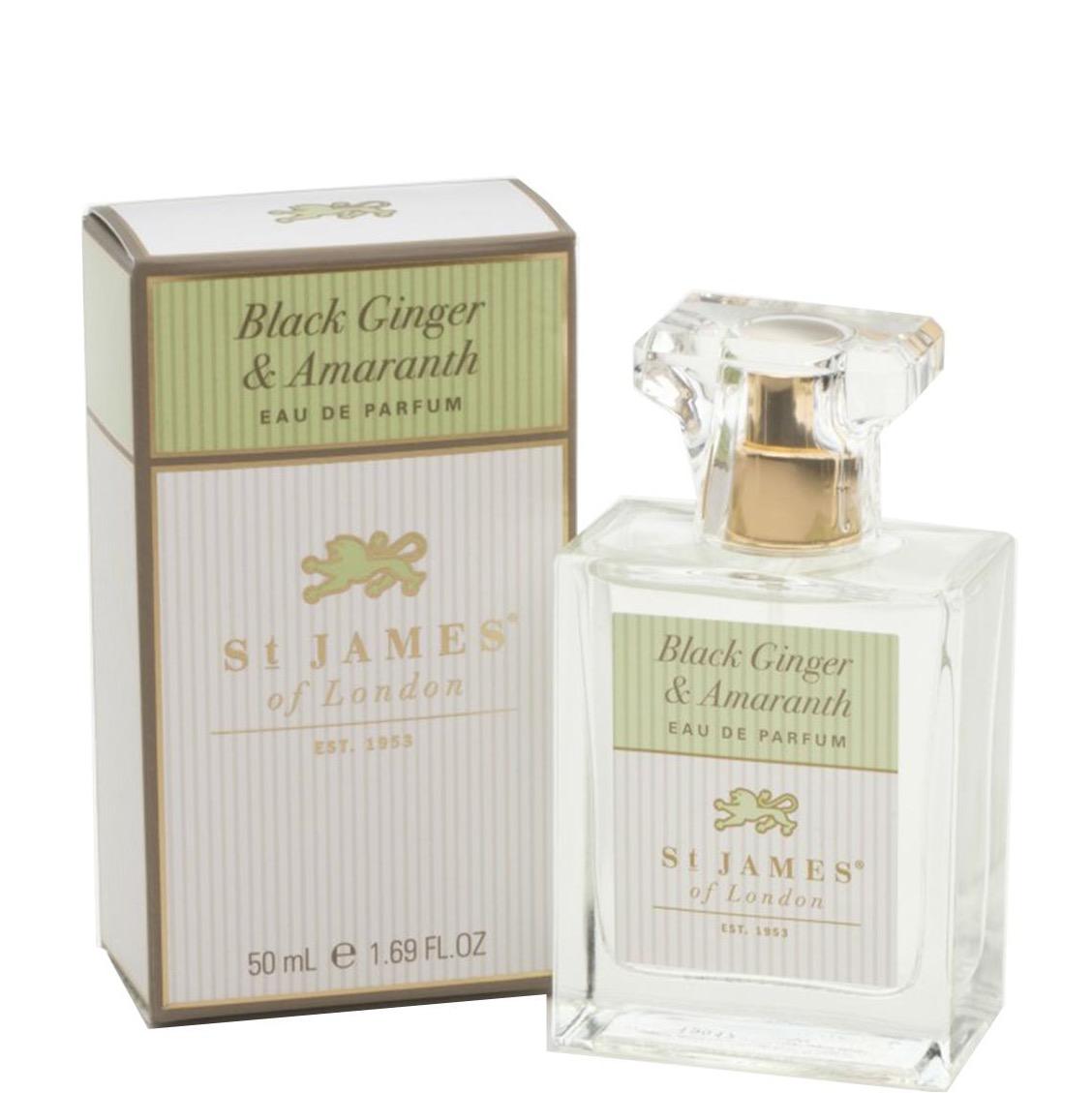 Eau de Parfum Black Ginger & Amaranth