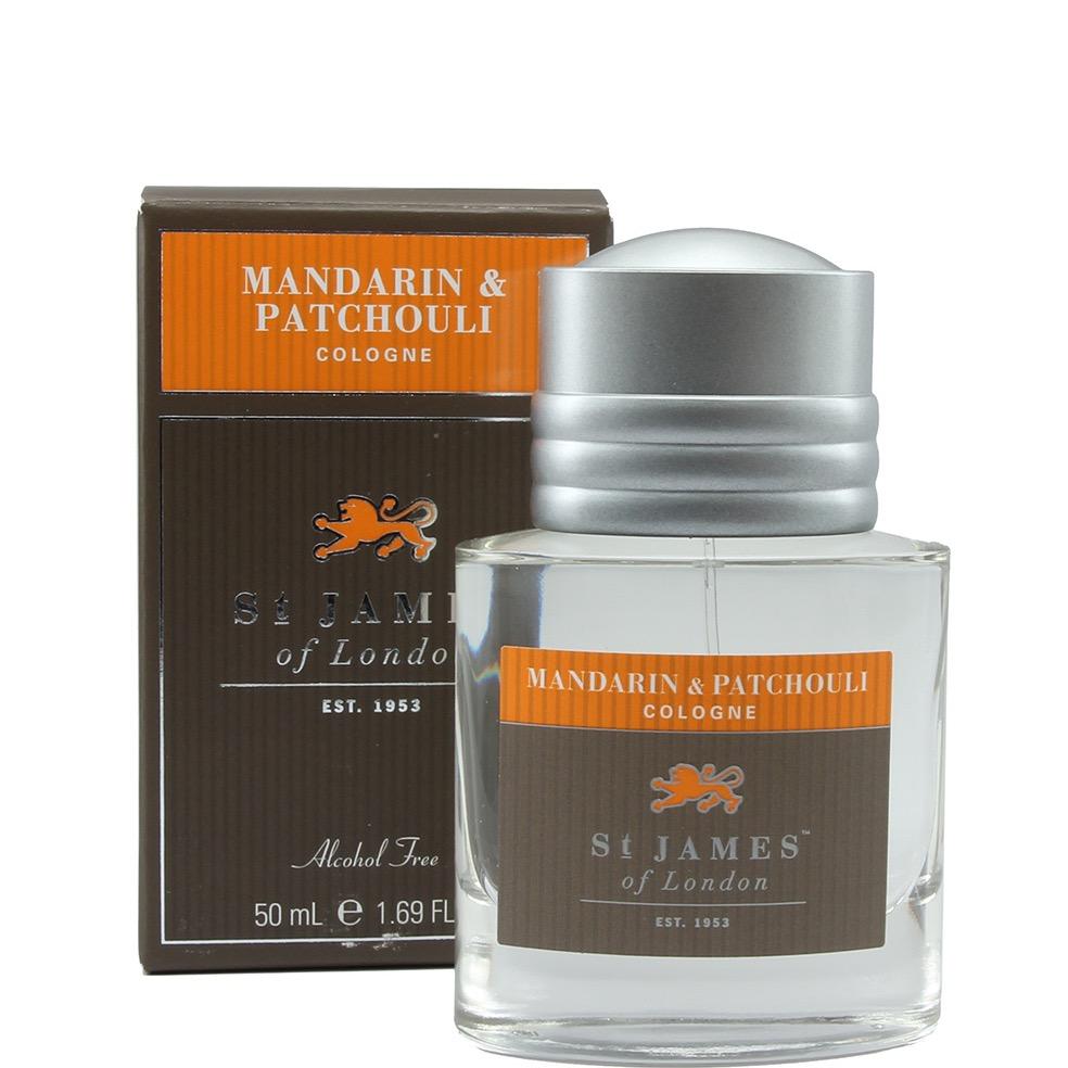 Cologne Mandarin & Patchouli