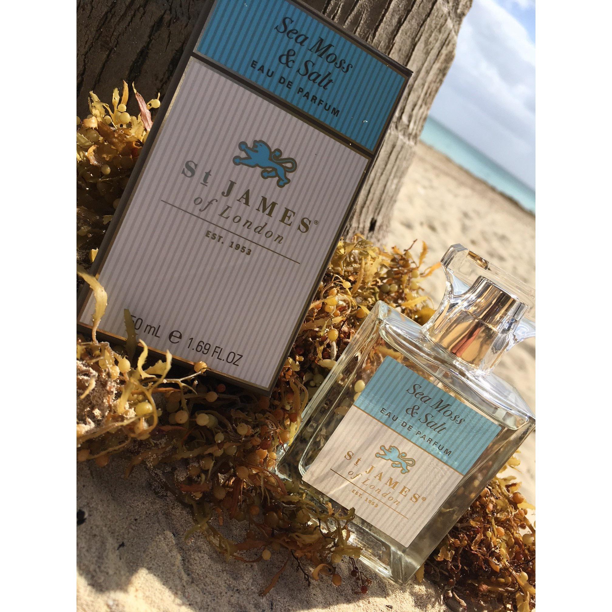 Eau de Parfum Sea Moss & Salt