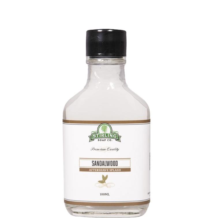 Aftershave Splash Sandalwood