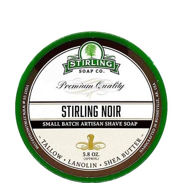 Scheerzeep Stirling Noir