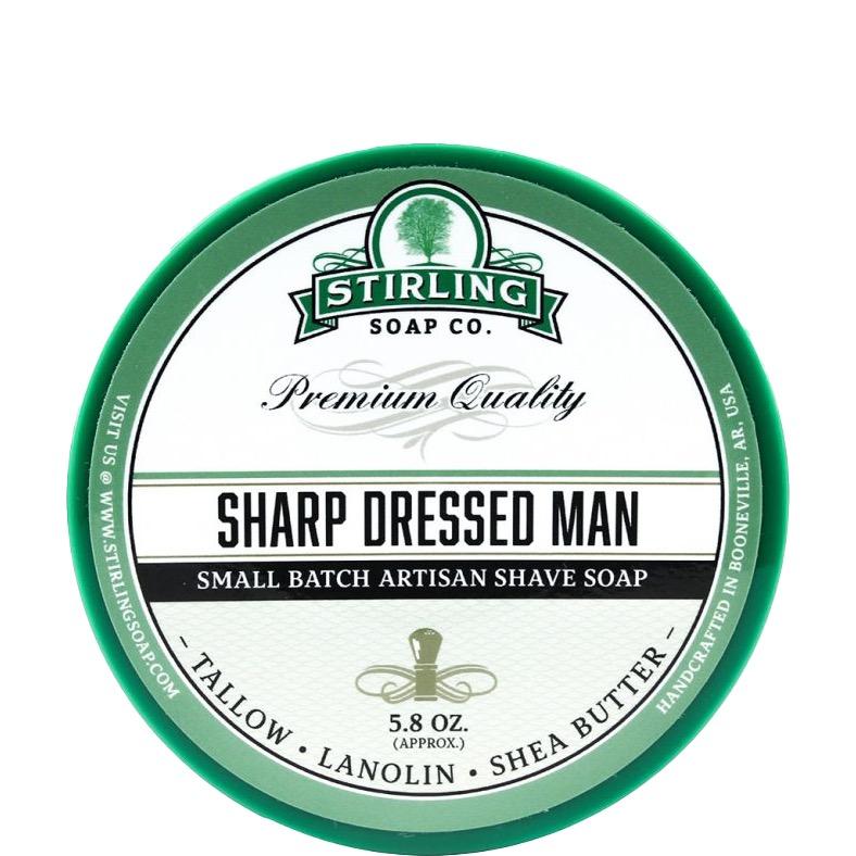 Scheerzeep Sharp Dressed Man
