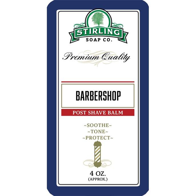 Aftershave Balsem Barbershop