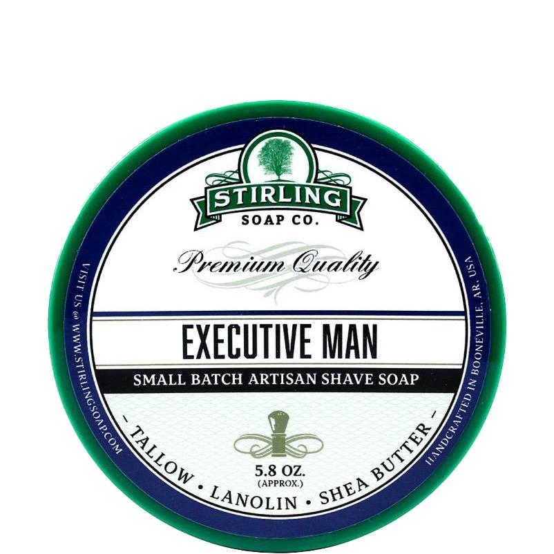 Scheerzeep Executive Man