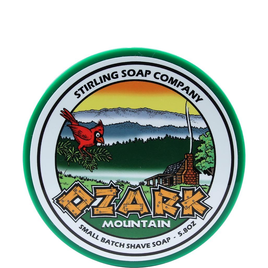 Scheerzeep Ozark Mountain