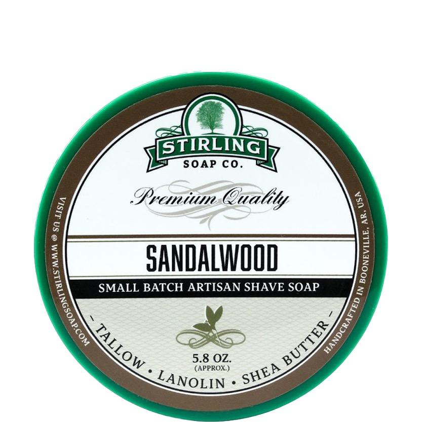 Scheerzeep Sandalwood